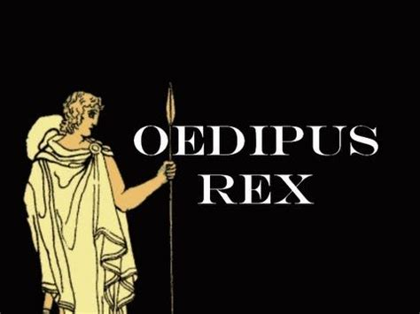 Irony In Oedipus Rex eNotes